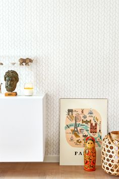 Majvillan / Leya wallpaper