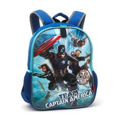 montrez votre soutien captain america ou iron man grce ce sac dos