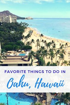 Guide and tips on Things to do in Oahu, Hawaii, USA with Expedia Hawaii Vacation Tips, Honeymoon Vacations, Hawaii Honeymoon, Hawaii Travel, Hawaii Usa, Vacation Ideas, Family Vacations, Usa Travel Guide, Travel Usa