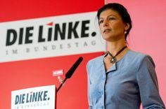 Центральные немецкие СМИ обрушились с нападками на лидера левых страны за интервью телеканалу Russia Today, в ходе которого Сара Вагенкнехт помимо прочего подвергла критике канцлера Меркель.  Желчны…