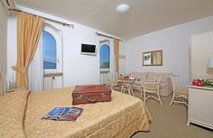 superior room Geranio lake view @ Hotel Europe | Gargnano | Lake Garda | Italy