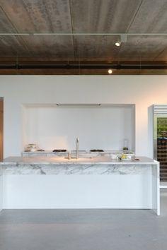 Piet Boon Kitchen photo by C-More 27 Open Plan Kitchen Dining Living, Kitchen Redo, New Kitchen Designs, Interior Design Kitchen, Southwest Kitchen, Living Styles, Kitchen Photos, Architecture, Home Kitchens