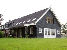 Landelijke architectuur    Zevenhuizen    Knaap Maatwoningen
