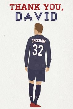 #Beckham #PSG. Love him for his history with #UNITED as well.