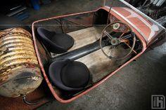 Paul Lonergran's Insane 1928 Dodge Rat Rod | Flickr - Photo Sharing!