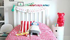 Weihnachtlich dekorieren im Kinderzimmer I http://www.wayfair.de/tipps-und-ideen/Gewusst-wie-Weihnachtlich-dekorieren-im-Kinderzimmer-E10221