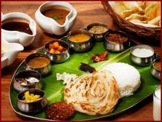 Authentic exceptional South Indian food  Which is your favorite South Indian cuisine?
