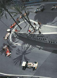 #GP Monaco 1971 #F1