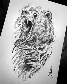 Lessons That Will Get You In The arms of The Man You love Wolf Tattoos, Bear Tattoos, Skull Tattoos, Animal Tattoos, Body Art Tattoos, Sleeve Tattoos, Ship Tattoos, Ankle Tattoos, Arrow Tattoos