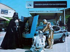 Help us find this missing 1977 Star Wars car