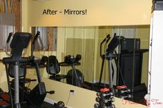 9 best gym mirrors images at home gym gym exercise rooms