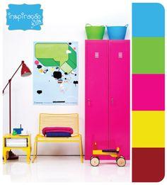Inspiração kids #kids #kidsroom #loveit #decor #colors #casadasamigas