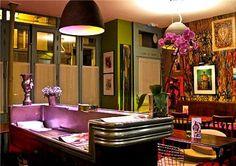 Hotel du Petit Moulin, Paris.