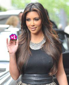 Image Detail for - Kim Kardashian saliendo de ITV studios en Londres (Fotos)   Voz Latino