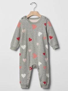 Multi-heart sweater one-piece | Gap | Pinterest | @chelstokarski