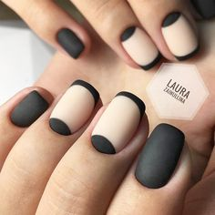 Love a classic French manicure but are looking for something a bit more modern and trendy? See our selection of French manis, from classic to ultra chic!
