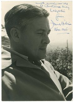 """James Hilton, author of """"Lost Horizon"""". Lost Horizon, Imaginary Friends, English Heritage, Book Writer, Artist Life, Playwright, Composers, Famous Men, Spoken Word"""