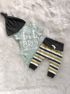 Cheap baby boy clothes, Buy Quality baby boy clothes summer directly from China newborn baby boy Suppliers: 2017 Little Bro Newborn Baby Boy Clothes Summer Short Sleeve Romper Baby Bodysuit+Striped Pant Hat Outfit Children Set Baby Outfits, Boys Summer Outfits, Summer Boy, Baby Boy Summer Clothes, Unique Baby Boy Clothes, Baby Boys, Baby Boy Newborn, Toddler Boys, Take Home Outfit