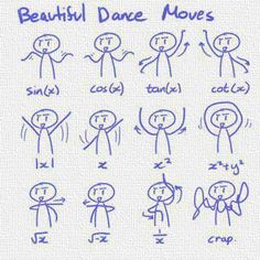 Geeky Dance Moves