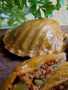 acibecheria: Empanaditas de mejillones