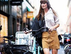 The Skirt That Had a MAJOR Moment This Summer via @WhoWhatWear