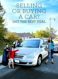 Have you thought of using Kelley Blue Book to buy or sell your family car? They have found the best 2017 Family cars.  AD KellyBlueBook KBBFamilyCars