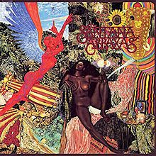 """Santana """"Abraxas""""...one of the most played albums in my parent's collection"""