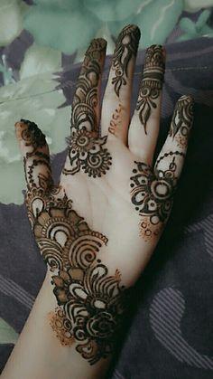 Mehndi Designs, Hand Henna, Hand Tattoos, Holding Hands, Mehandi Designs