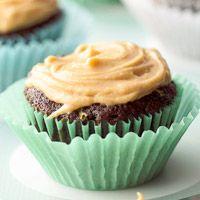 Choco-Zucchini Cupcakes Recipe