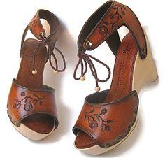 Clog Shoe Florette Sandal