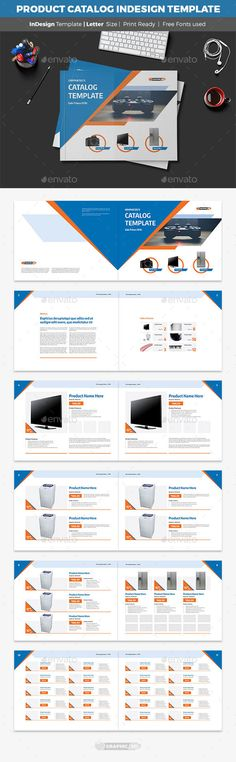124 Best Product Catalog Template  Design images in 2019 Product