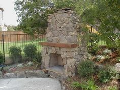 Outdoor Fireplace Pictures Ideas | Home Design Ideas