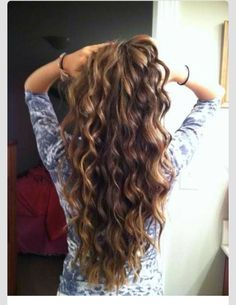 Love this perm...maybe just a tad more curl