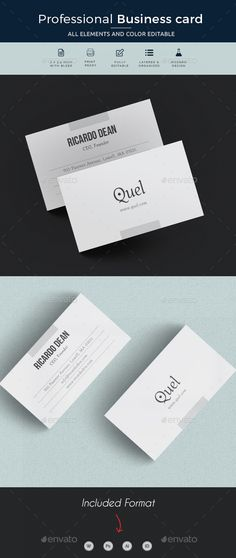 Business card business cards print templates and card printing business card template psd indesign indd ai illustrator wajeb Image collections
