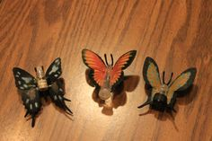 Butterfly Geocaches