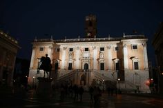 Roma, Campidoglio #Roma #Italy