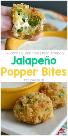 A cheesy, spicy Low Carb Jalapeño Popper Bites recipe that is just as pleasing to regular eaters as it is to low carb folks. It& easy and gluten-free, too! Mexican Appetizers, Low Carb Appetizers, Low Carb Dinner Recipes, Appetizer Recipes, Keto Recipes, Cooking Recipes, Healthy Recipes, Gluten Free Appetizers, Shake Recipes