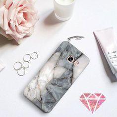 Gray marble case Samsung J5 2016 case J5 2017 case  J5 Prime