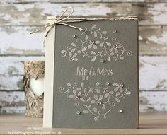 Boots Blog Spot: Clearly Besotted Stamps - March Release Teaser Day 5 - Mr and Mrs