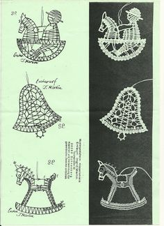 bobbin lace Natal / Christmas - Google-Suche Bobbin Lacemaking, Lace Art, Bobbin Lace Patterns, Christmas Crochet Patterns, Theme Noel, Point Lace, Needle Lace, Lace Making, Irish Crochet