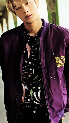 Kim Seokjin 김석진 || BTS || 1992 || 179cm || Vocal || Visual