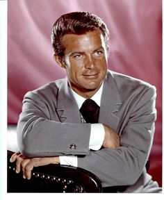 """Robert Conrad as Jim West in the television show """"Wild Wild West""""."""