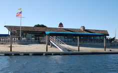 Mission Bay Yacht Club - Clubhouse Where I grew up.