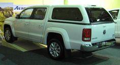 Aeroklas Canopy for VW Amarok Dual Cab Ute & Volkswagen Amarok Ute Canopies | Caddy Canopies | Amarok Parts ...