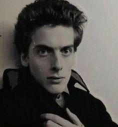 Young Peter Capaldi