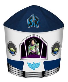 Featuring patented Twist u0027nu0027 Fold technology this lightweight Buzz Lightyear play tent can be set up anywhere in seconds. Itu0027s constructed from duu2026  sc 1 st  Pinterest & Featuring patented Twist u0027nu0027 Fold technology this lightweight ...