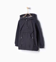 ZARA - KIDS - Pouch pocket jacket