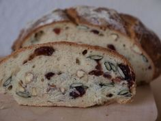 muesli bread recipe that seems fairly easy to make. Looking for something similar to the one found in the protein bistro box at Starbucks. ~LL