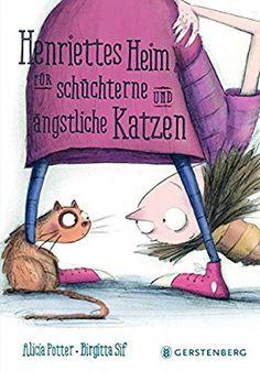 Henriettes Heim für schüchterne und ängstliche Katzen