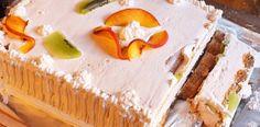 Tort cu pișcoturi. Romanian Food, Pastries, Cheesecake, Desserts, Cheesecake Cake, Postres, Deserts, Cheesecakes, Cakes